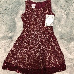 Iris & Ivy Girl's Dress